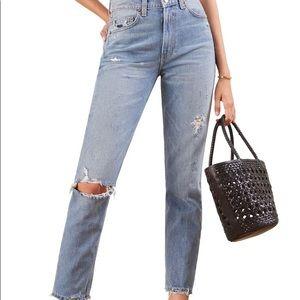 Reformation Julia jeans